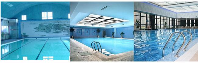 泳池恒温热水工程系统方案