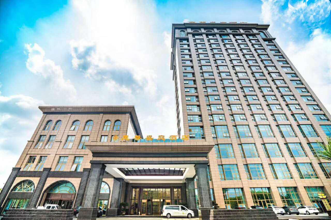 无锡惠尊盛庭酒店热水工程