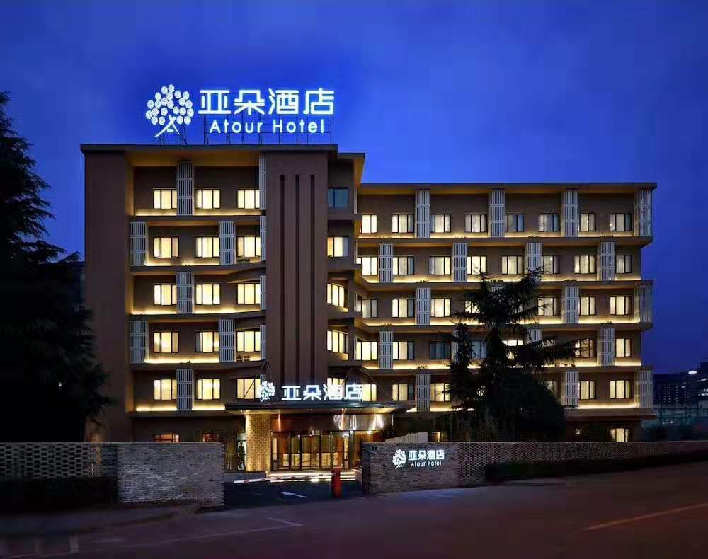 上海亚朵酒店热水工程